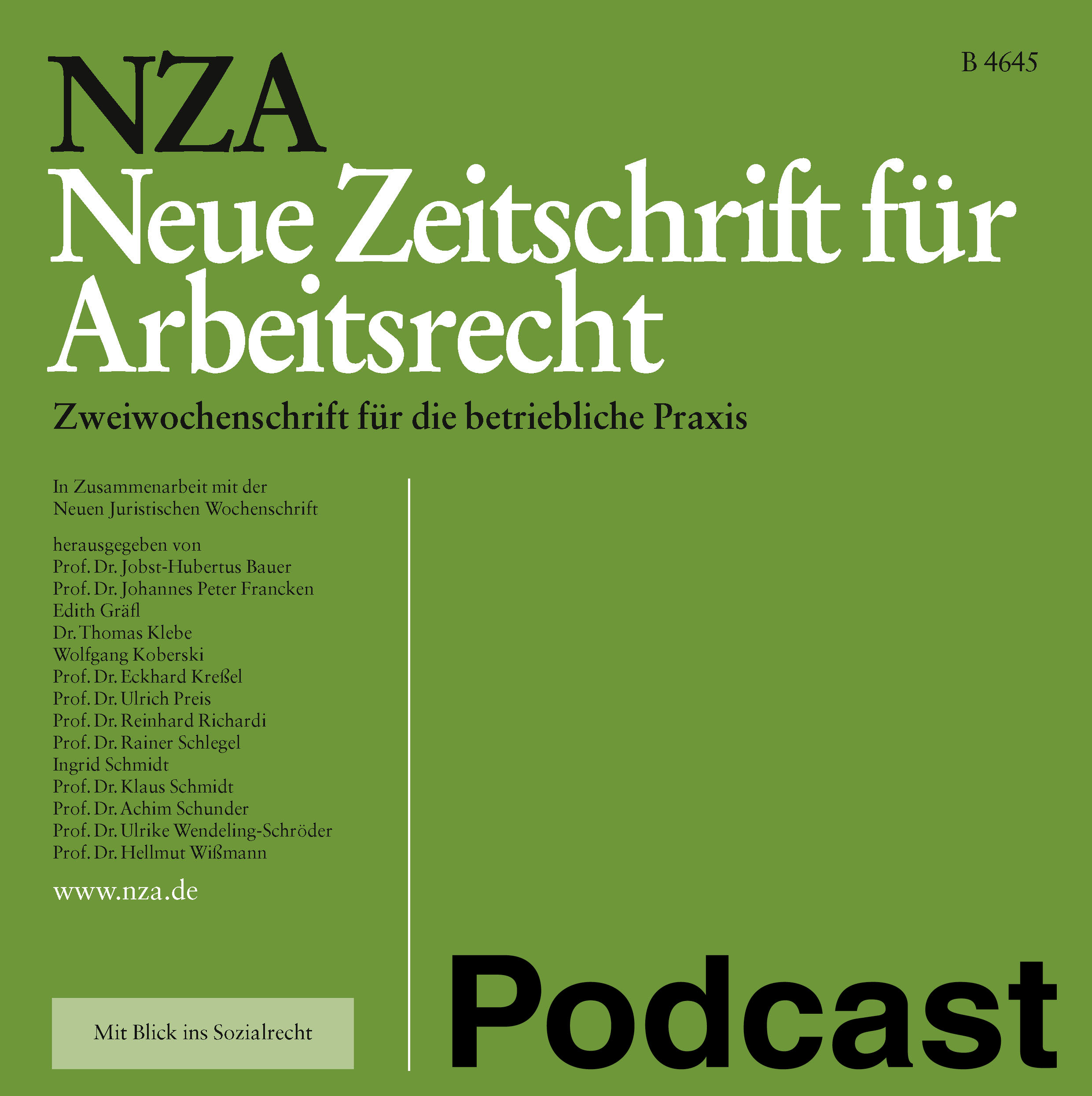 NZA-Podcast logo