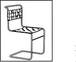 urheberrechtsschutz f r mart stam stuhl von 1926 recht steuern wirtschaft verlag c h beck. Black Bedroom Furniture Sets. Home Design Ideas